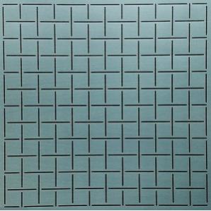 Square Grid Stencil from The Stencil Company