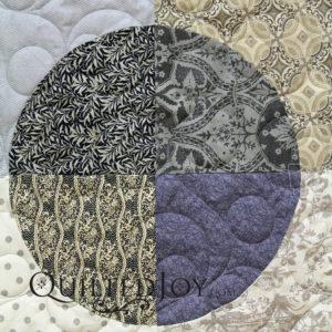 Circles Quilt