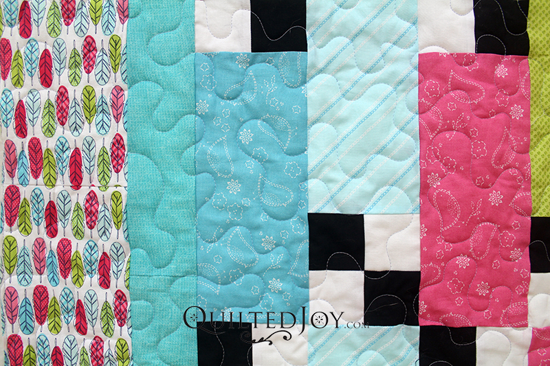 Four Patch Frenzy Quilt