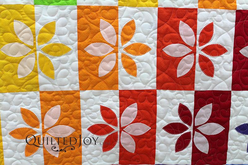 Wallflower Quilt