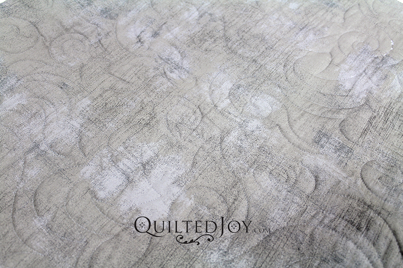 """Moda Grunge Grey Couture 108"""" quilt backing fabric"""