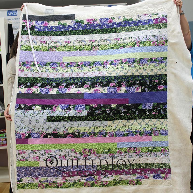 1600 inch quilt