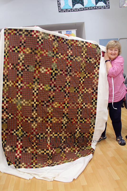 Carriage Ride Quilt