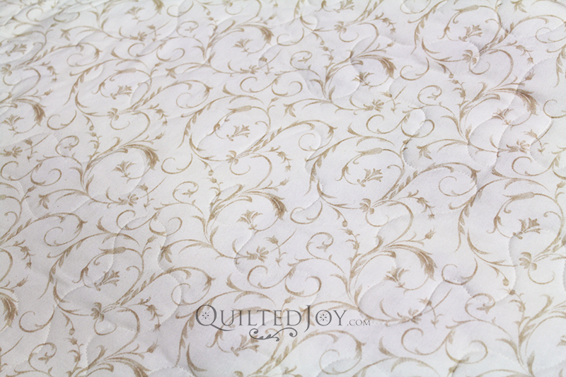 "108"" wide Beautiful Backing Ivory Lace, MASQB100-E"