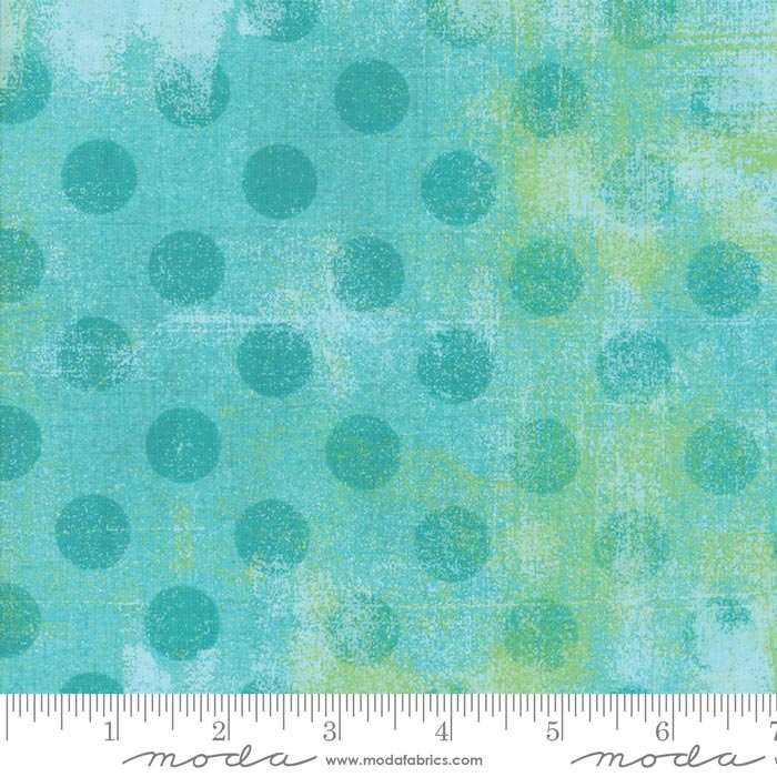 """108"""" Wide Grunge Hits the Spot Pool, available at Quilted Joy"""