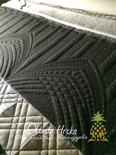 The Quilted Pineapple Linda Hrcka Fun with Fillers Class