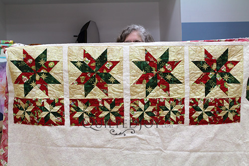 Christmas Quilts Placemats