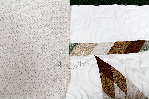 Moda 11145 11 Holly Woods Snow Wide Back Fabric
