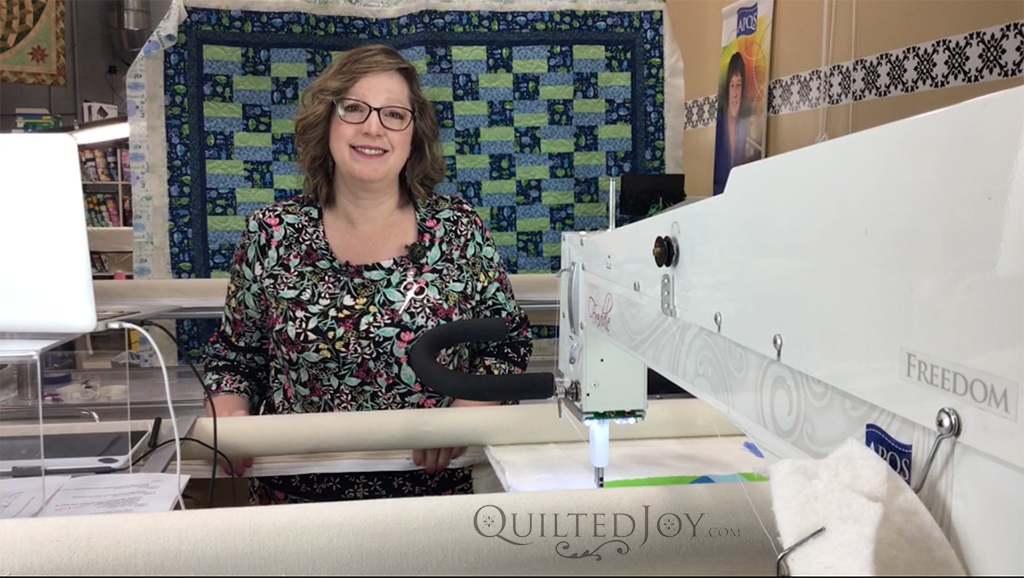 Quilted Joy Clubhouse Live April 2019