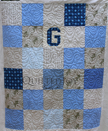 Colleen Baby G Quilt