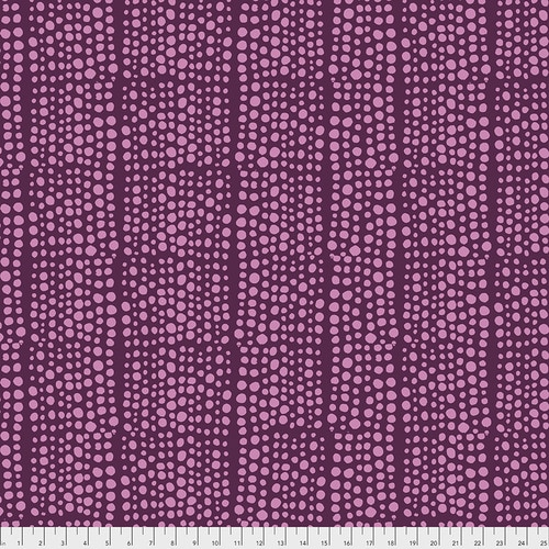 """Dots 108"""" Violet Quilt Backing Fabric, available at Quilted Joy"""