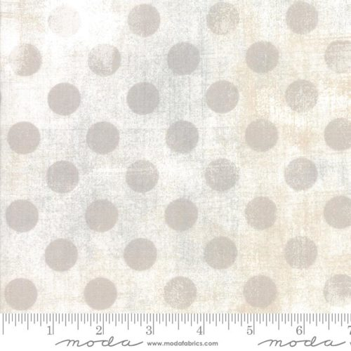 "108"" Grunge Hits the Spot White Paper, available at Quilted Joy"