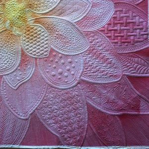 Margaret Solomon Gunn - Designs for Negative Spaces Machine Quilting Class