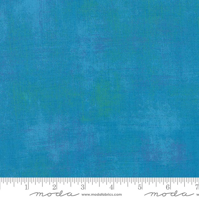 """108"""" Wide Grunge Turquoise, available at Quilted Joy"""