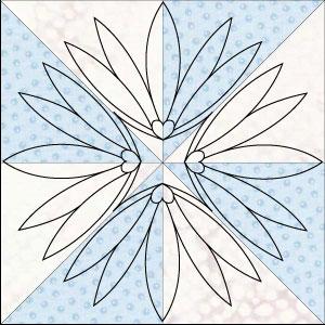 Aphrodite pinwheel