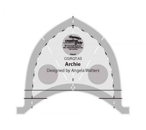 Archie Machine Quliting Ruler e1574266656163