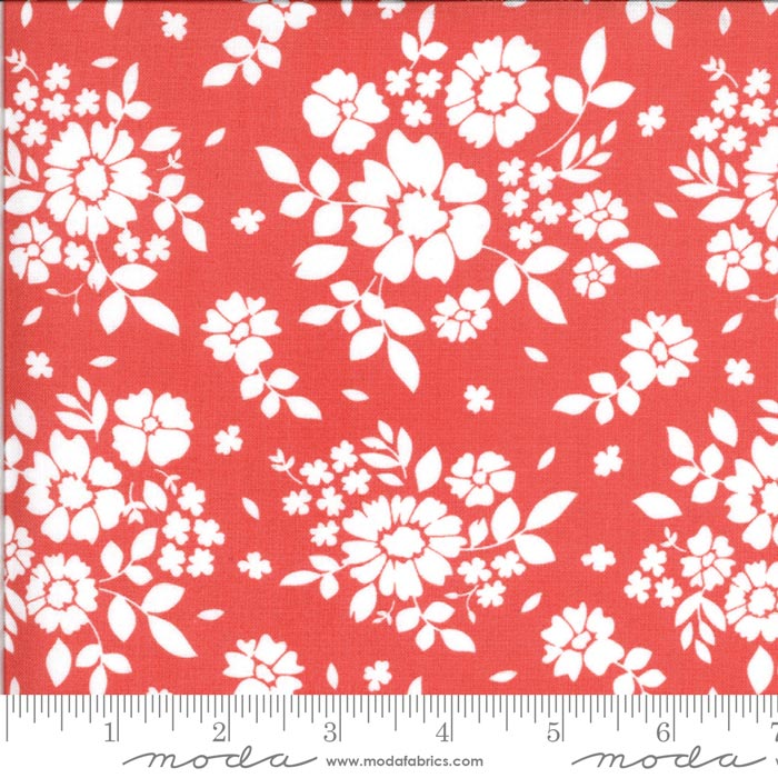 """Canning Day 108"""" Wide Strawberry, available at Quilted Joy"""