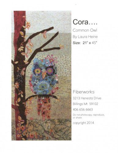 Laura Heine Cora Owl Pattern e1574265783920