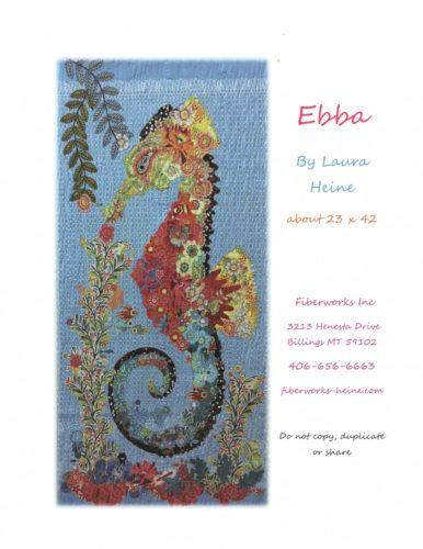 Laura Heine Ebba Seahorse Pattern e1574265832142