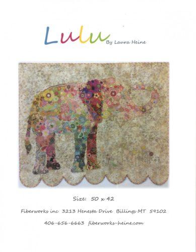 Laura Heine Lulu Elephant Pattern e1574265799883
