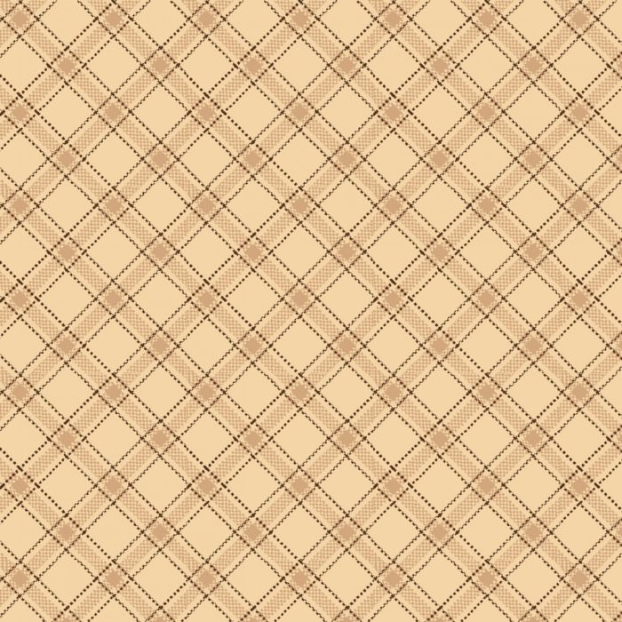 "Light Tan Ticking Plaid 108"" Wide, available at Quilted Joy"