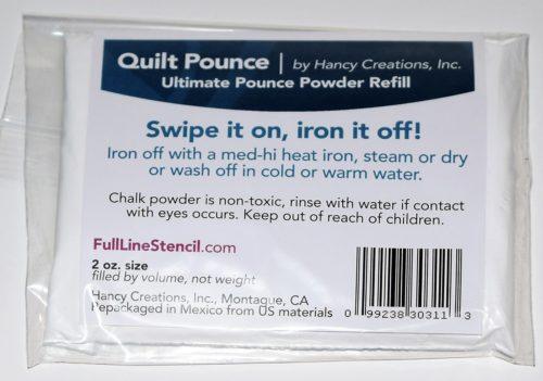 Quilt Pounce Powder Refill Ultimate White Q8B e1548428998135