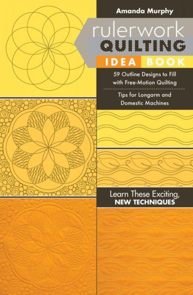 Rulerwork Quilting Idea Book e1587051900608
