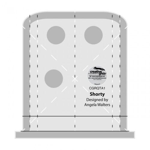 Shorty Machine Quilting Ruler e1574266713160