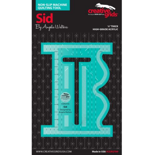 Sid Machine Quilting Ruler Package e1567537817288