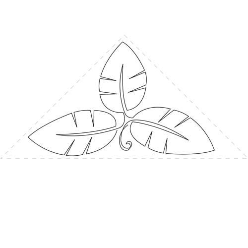 banana leaf tri