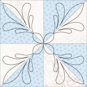 columbus finial pinwheel