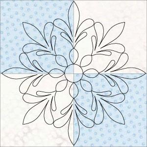 columbus wreath four patch