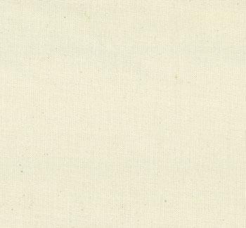 moda nat white muslin