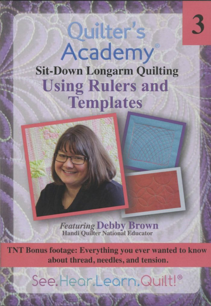 sit down quilting vol 3 1