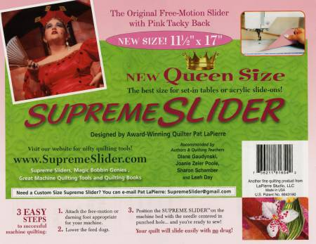 supreme slider queen