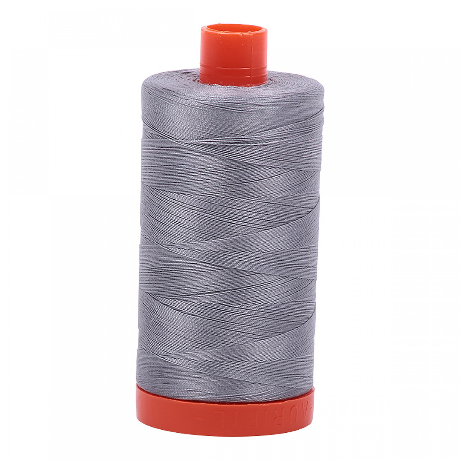 Aurifil Mako Cotton Thread - 2605 Grey