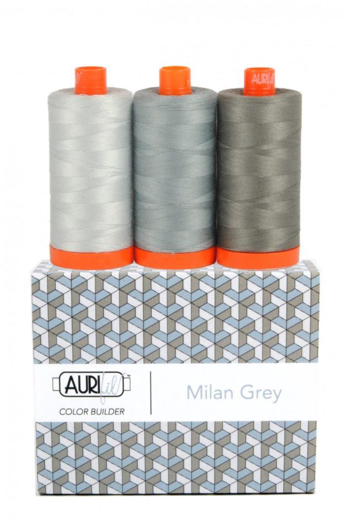 Aurifil Mako Cotton Thread - Color Builder Set