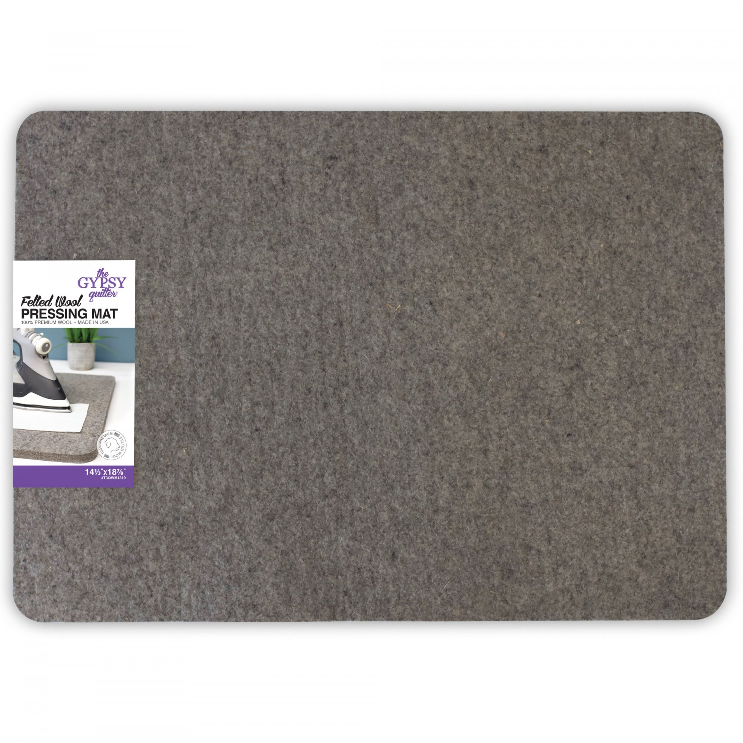Large Wool Pressing Mat