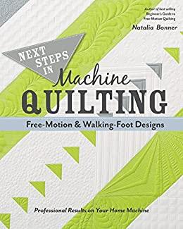 next steps in machine quilting