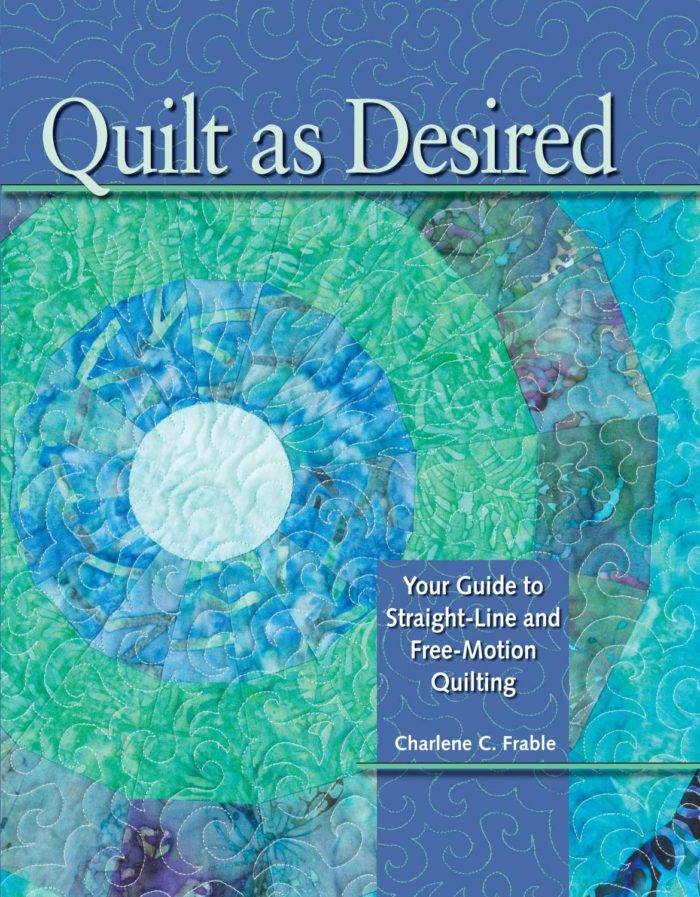 quilt as desired