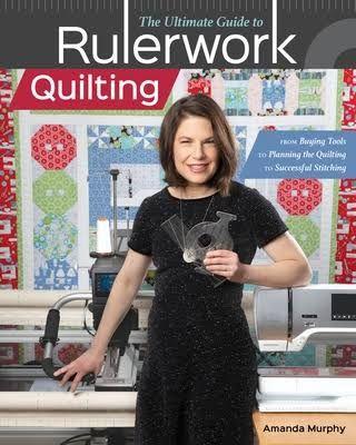 Amanda Murphy's The Ultimate Guide to Rulerwork