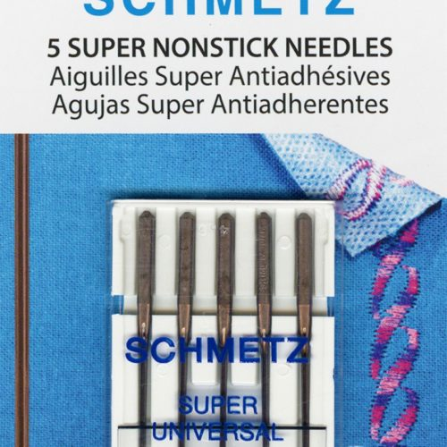 Schmetz Super Nonstick Needle 5ct