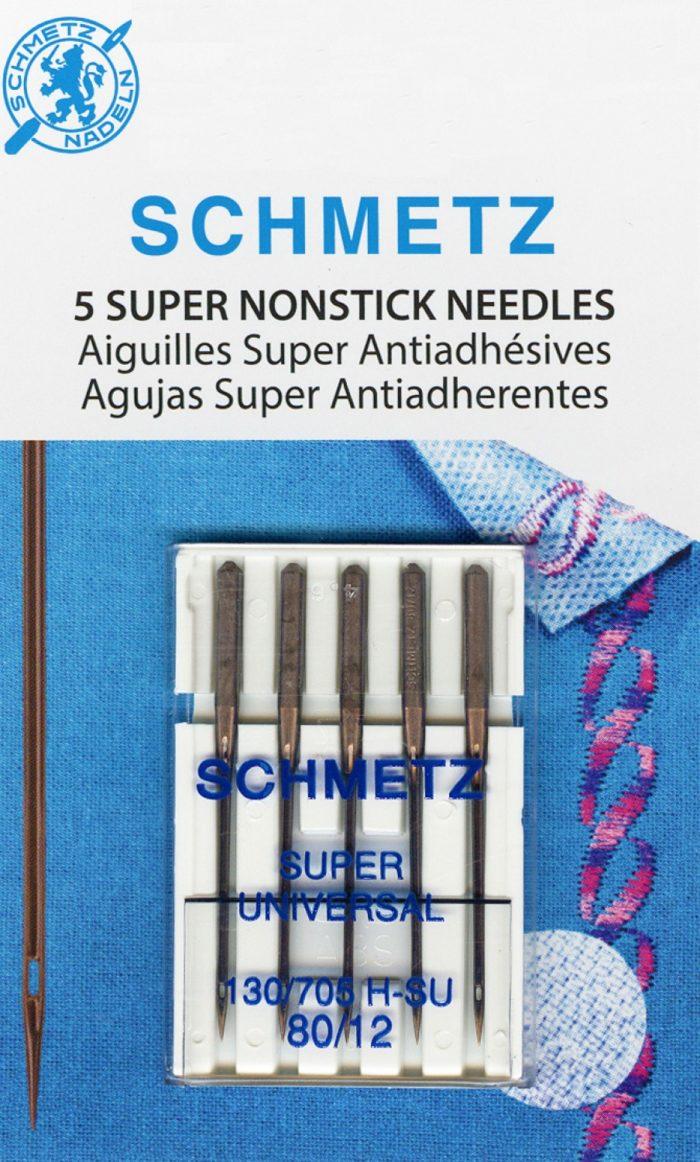 Schmetz Super Nonstick Needle 5ct