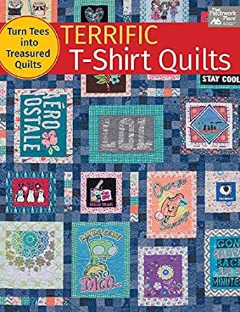 terrific tshirt quilts