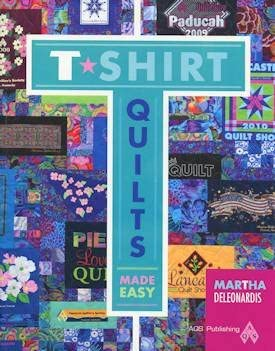 tshirt quilts made easy