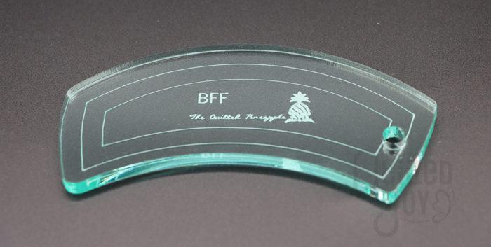 BFF - QP Curve Template by Linda Hrcka