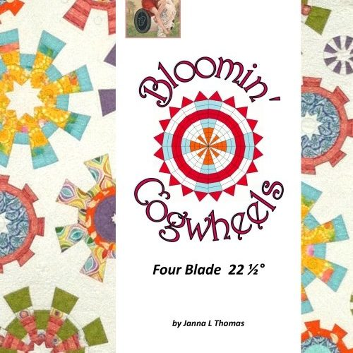 Bloomin Cogwheels Book and Ruler Set