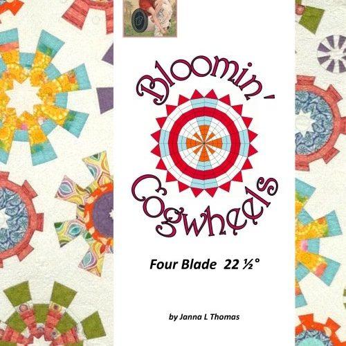 Bloomin Cogwheels Book and Ruler Set