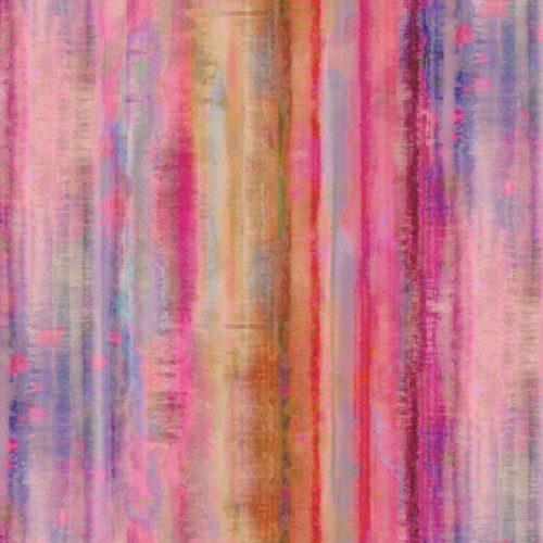"Tahiti Dreams 108"" Quilt Back - Pink"