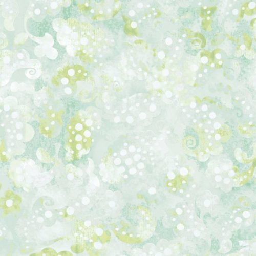 """Day Dream 108"""" Green Wide Back Fabric, available at Quilted Joy"""